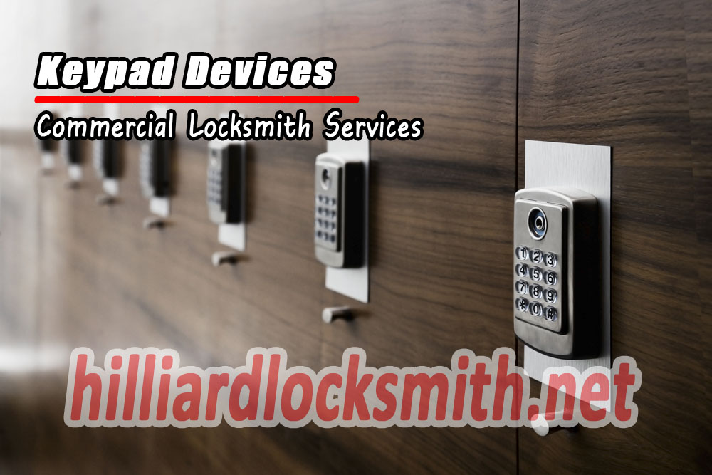 hilliard-keypad-devices