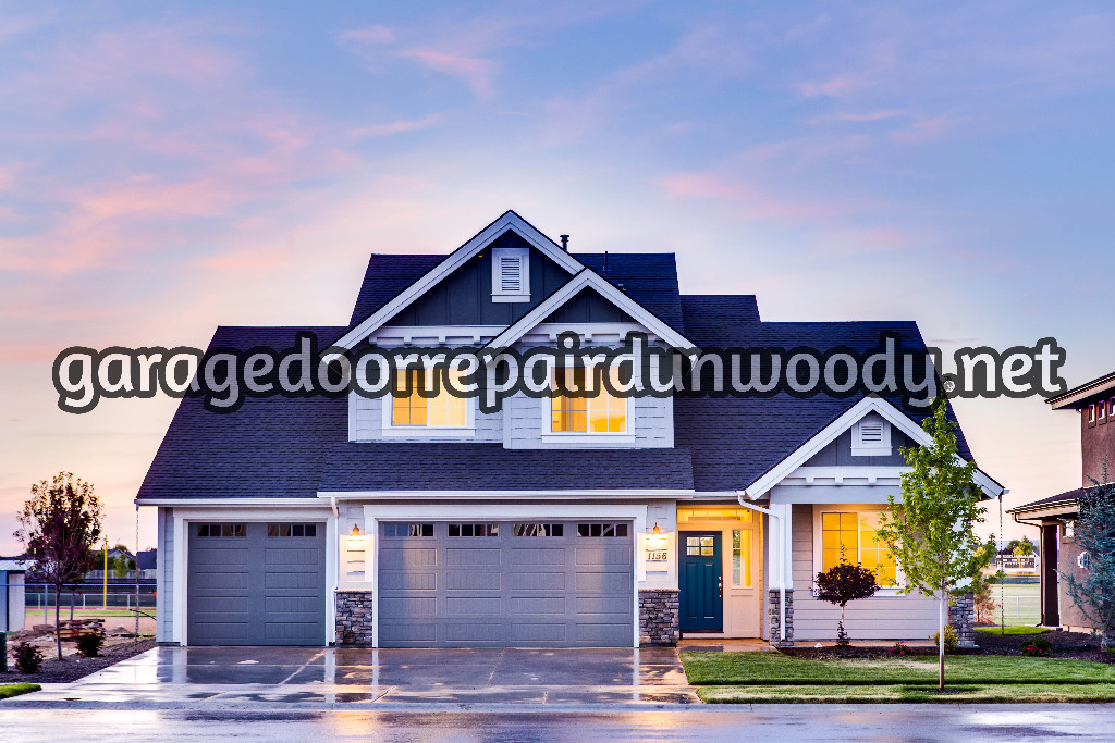 installation-Dunwoody-garage-door-repair