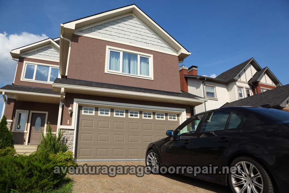 Aventura-garage-door-opener-installation