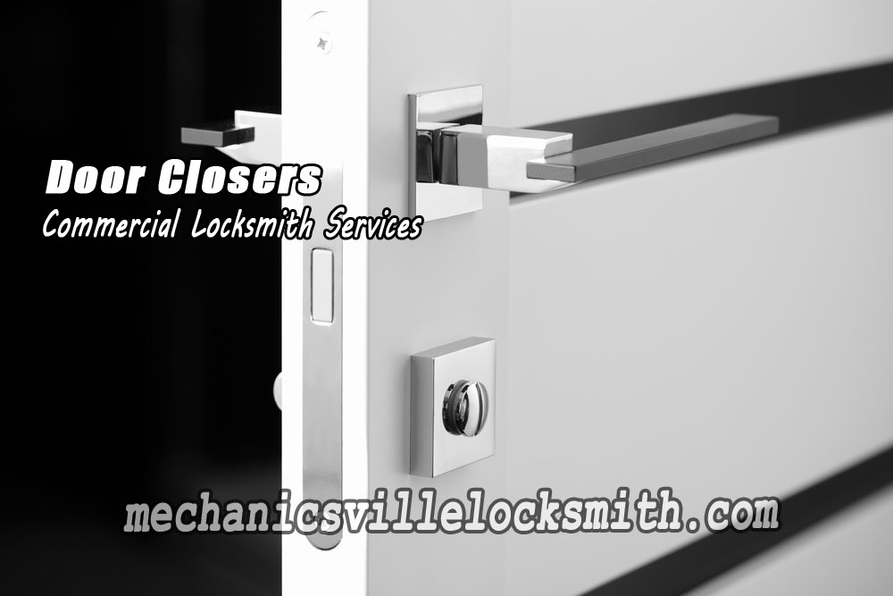 Mechanicsville-locksmith-door-closers
