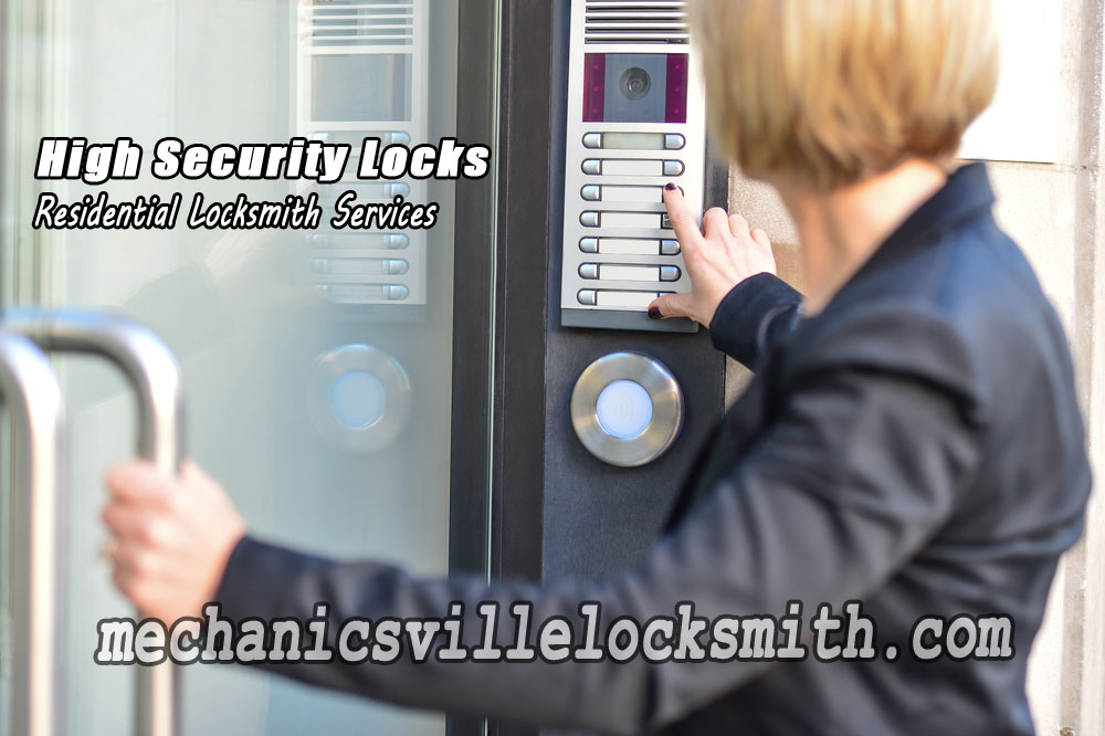 Mechanicsville-locksmith-high-security-locks