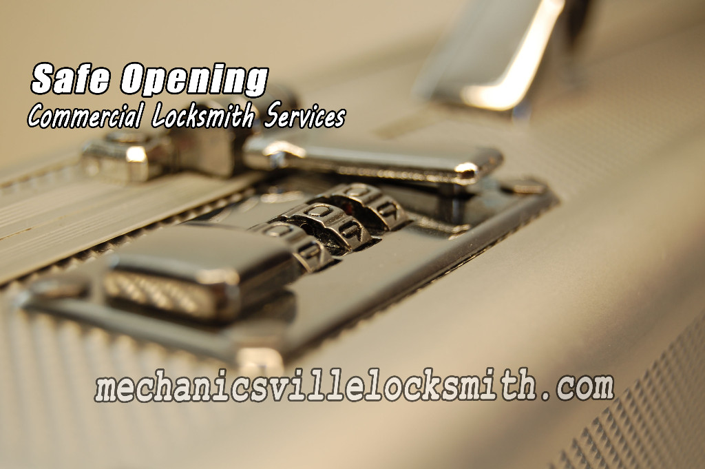 Mechanicsville-locksmith-safe-opening