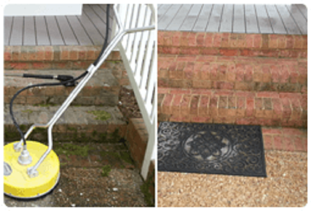 Tidewater Property Pressure Washing