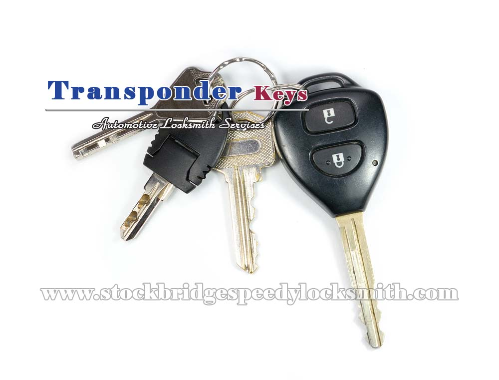 Stockbridge-locksmith-transponder-keys