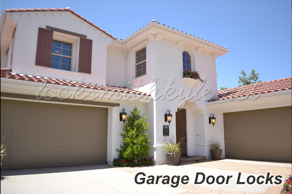 locksmith-kyle-Garage-Door-Locks
