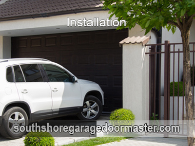 Installation-south-shore-garage-doors