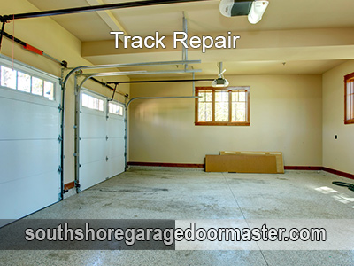 Track-Repair-south-shore-garage-doors