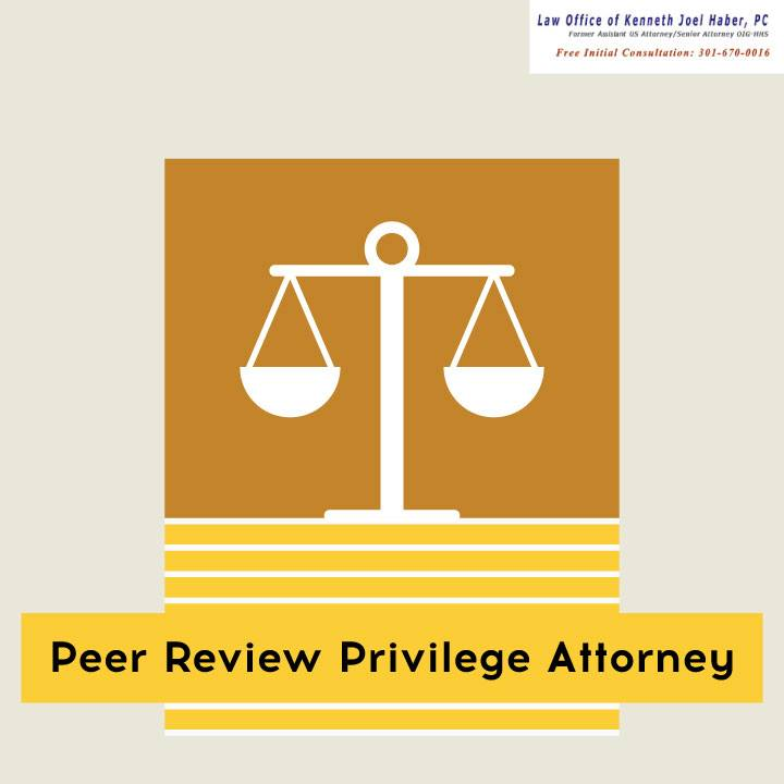 peer-review-privilege-attorney