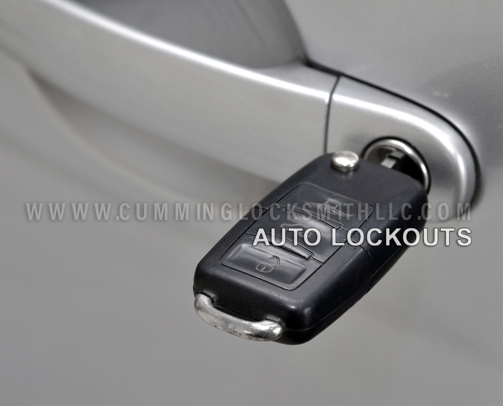 Cumming-locksmith-Auto-Lockouts