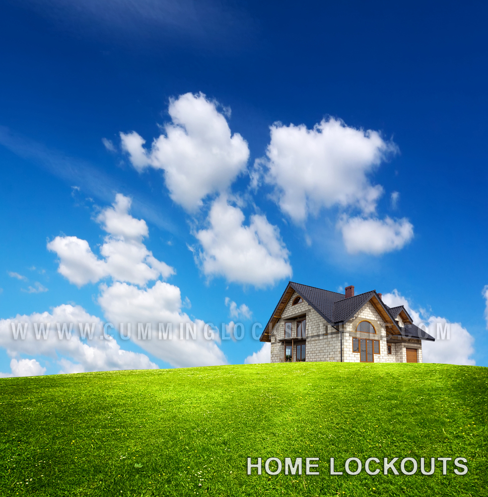 Cumming-locksmith-Home-Lockouts