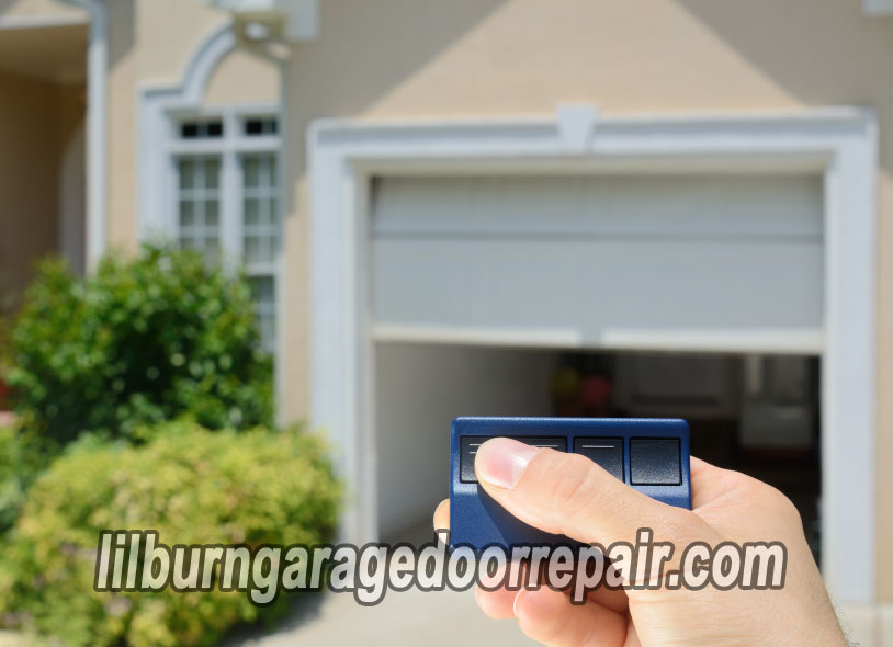 Lilburn-garage-door-opener-installation
