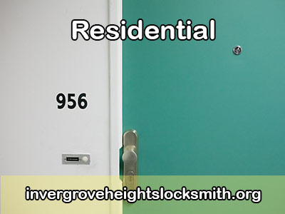 Inver-Grove-Heights-Locksmith-Residential