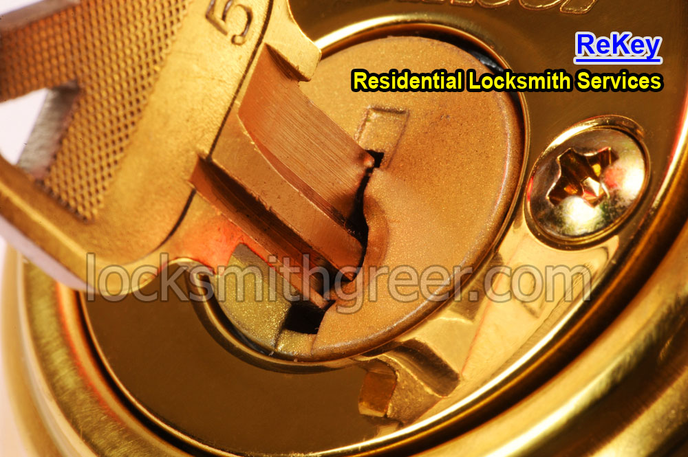 Greer-rekey-locksmith