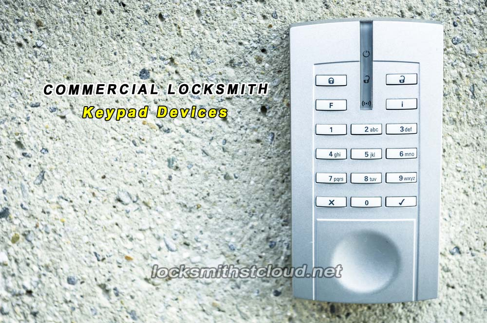 St-Cloud-locksmith-keypad-devices