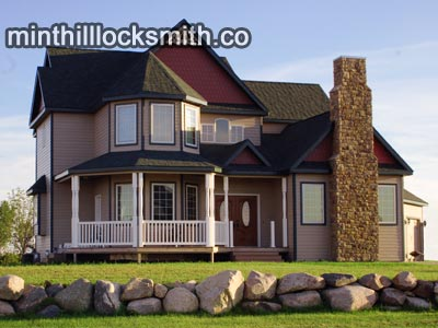 residential-Mint-Hill-locksmith