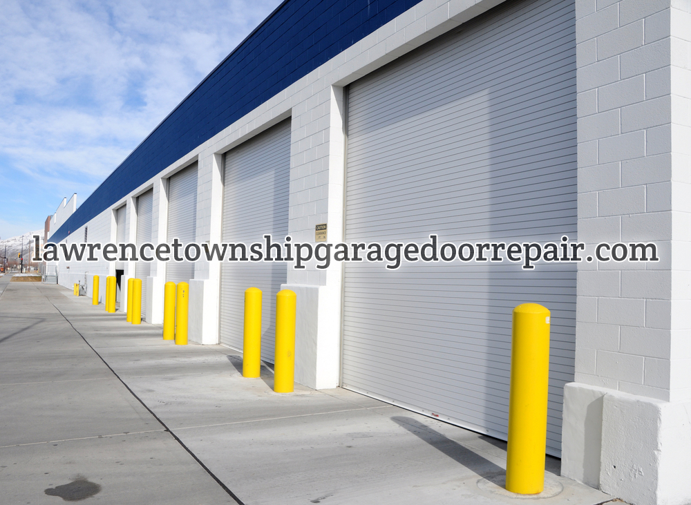 Lawrence-Township-commercial-garage-doors