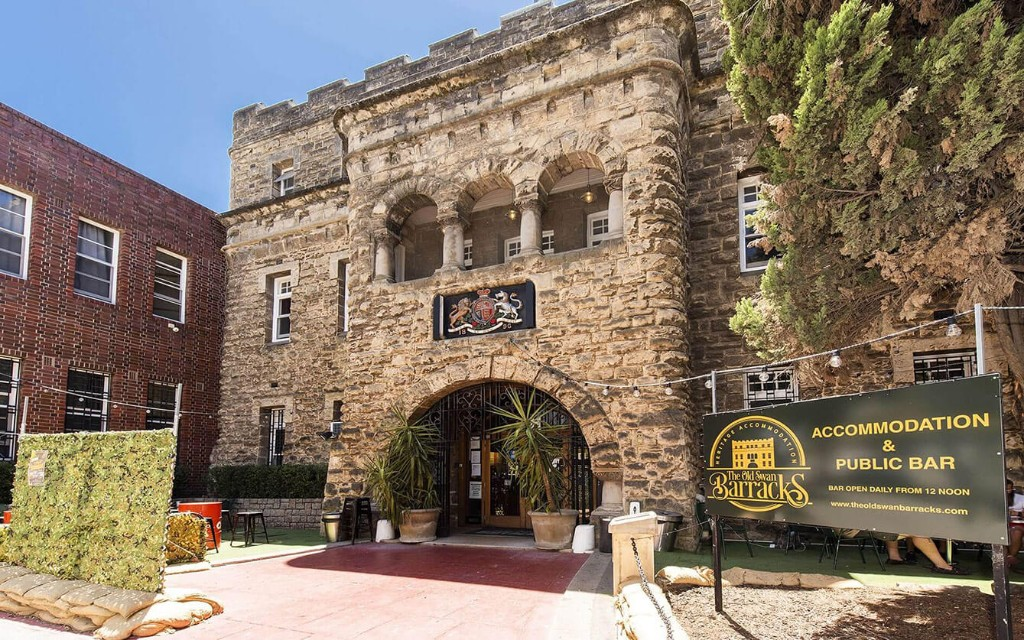 Backpackers-Hostel-Accommodation-in-Perth-The-Old-Swan-Barracks